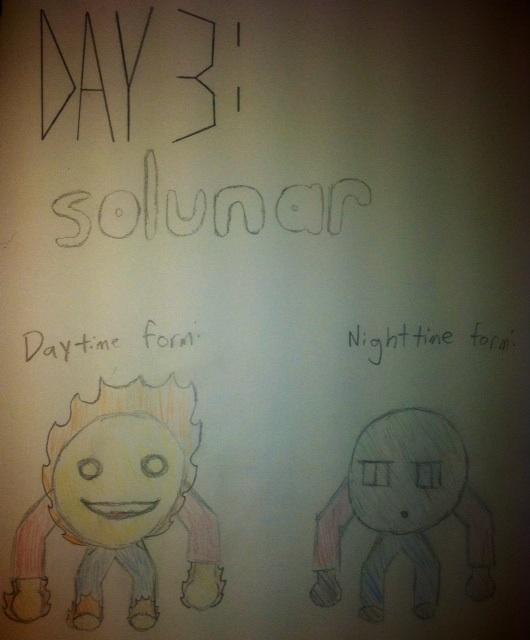 Day 3: Solunar
