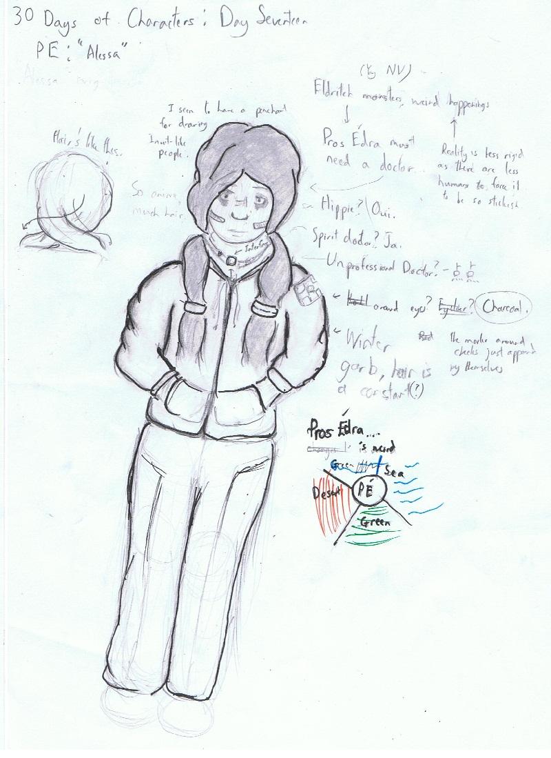 """17-""""Alessa: The Spirit Doctor"""