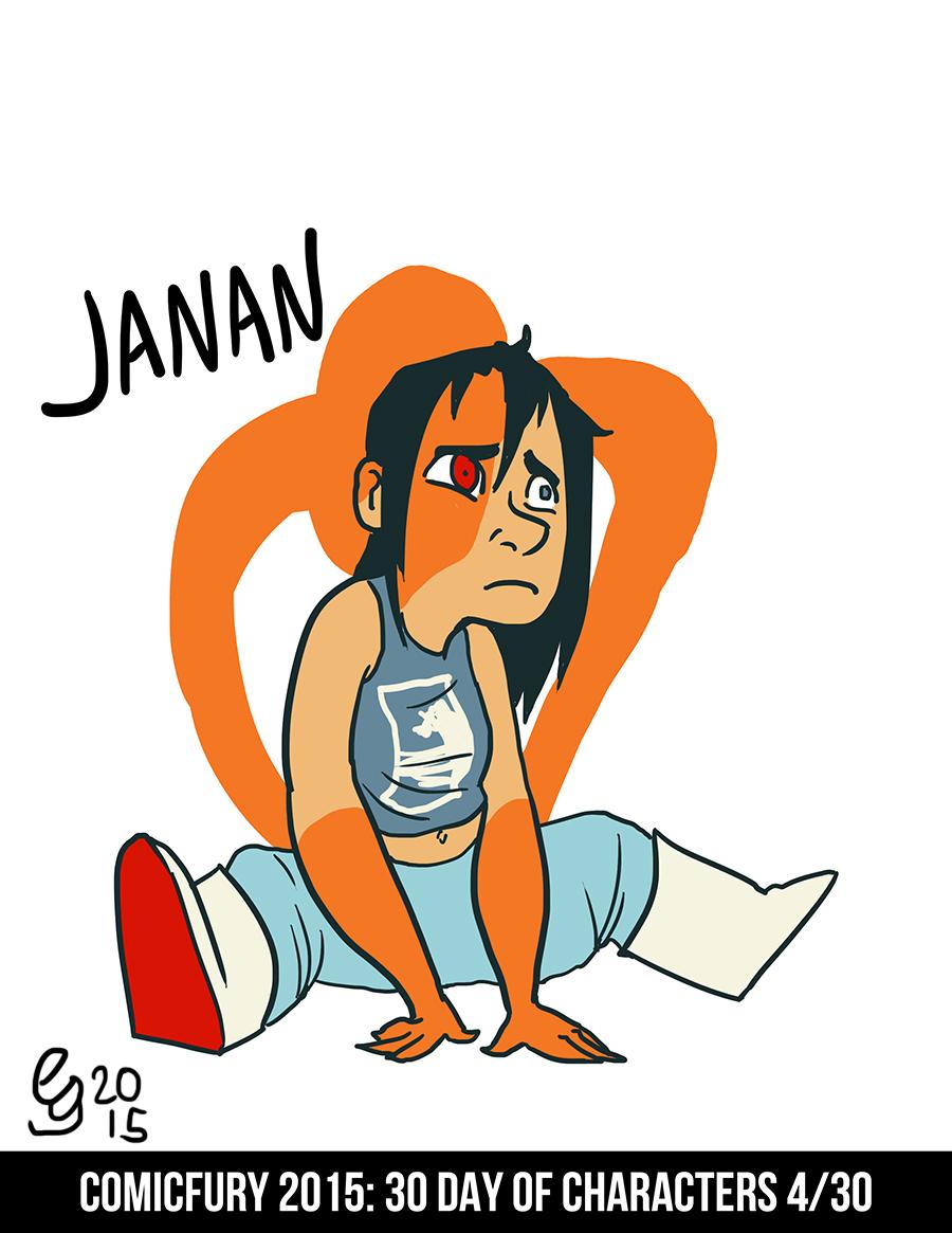 Day 4: Janan