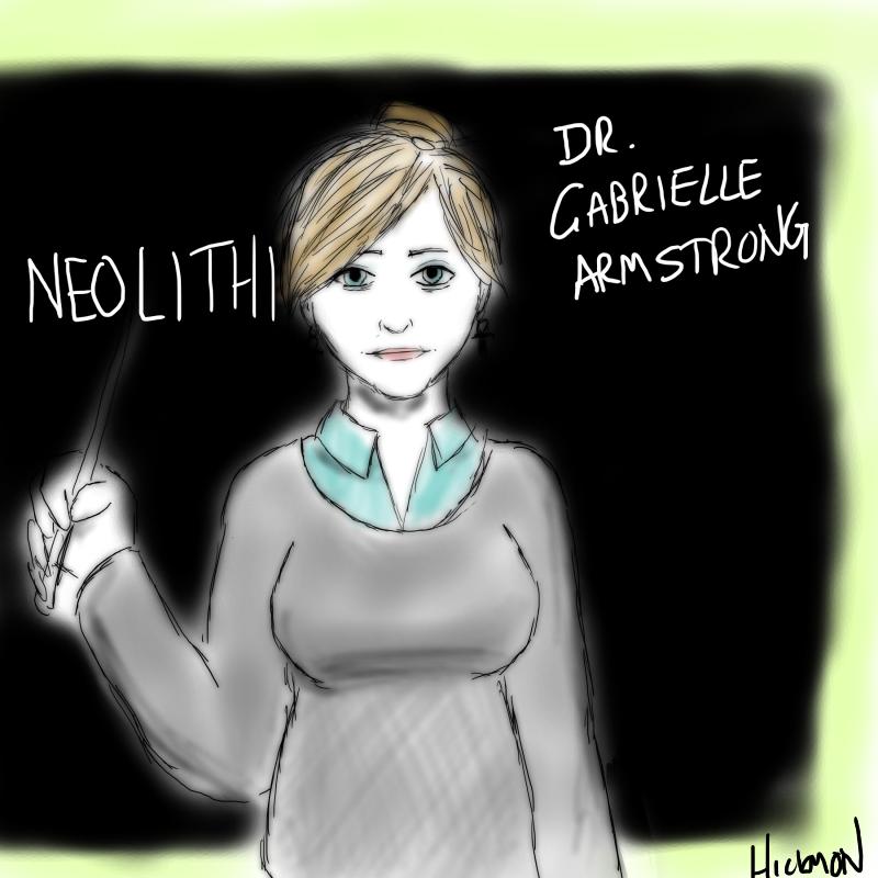 18 April 2015 - Dr. Gabrielle Armstrong